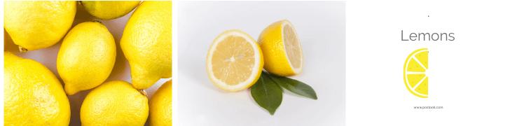 Fruits To Grow In A Garden - Lemons