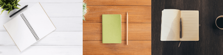 notebook for Travel Photography