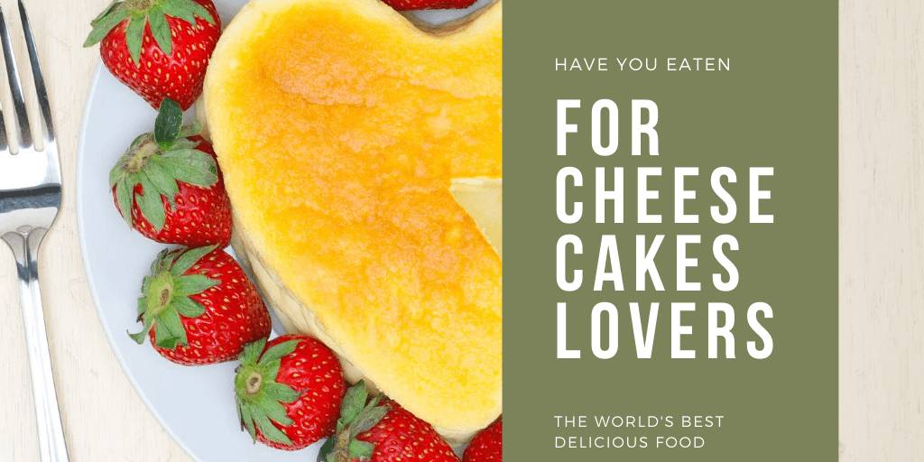 strawberry-flavoured cheesecake