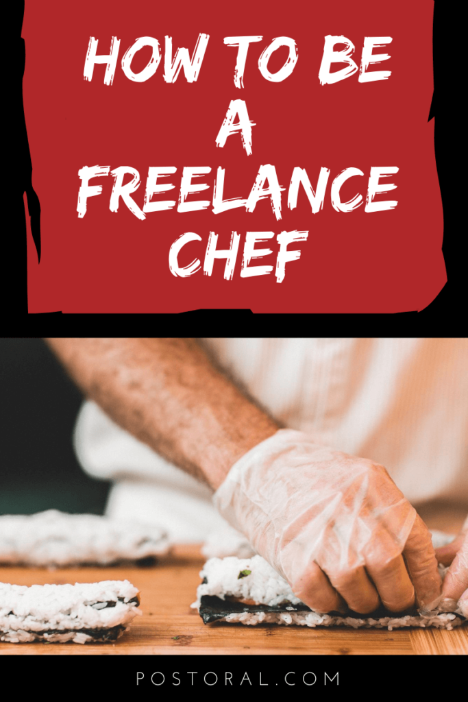 How to be a Freelance Chef (1)