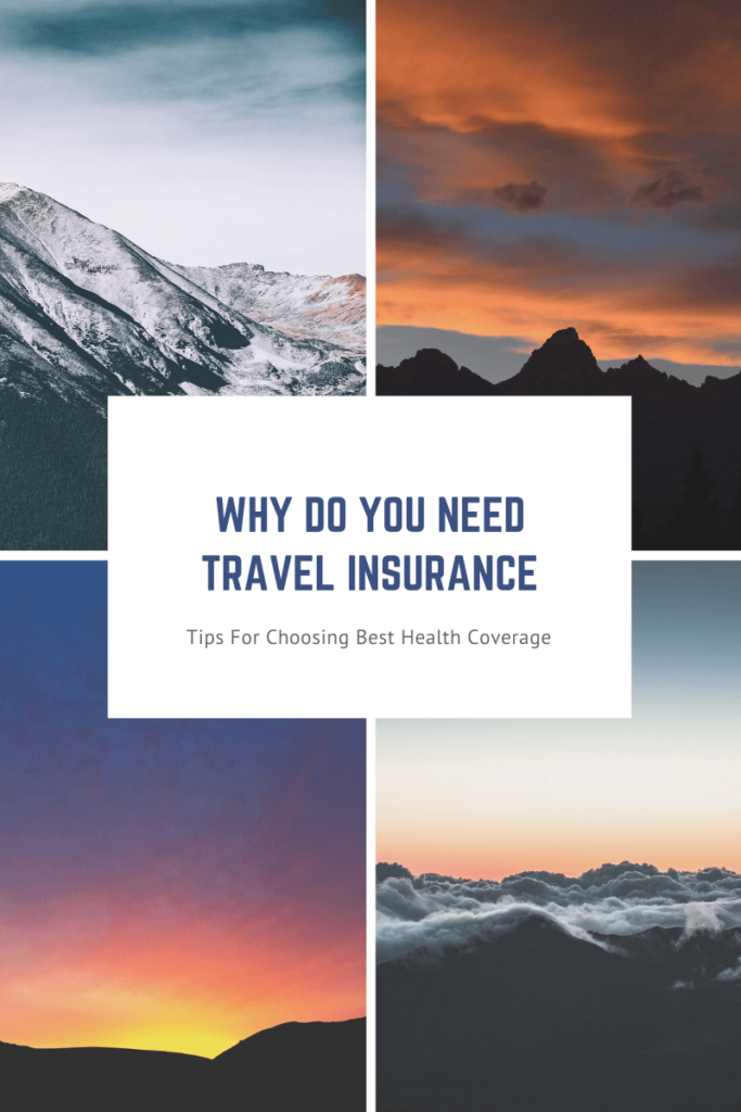 Why do you need travel insurance