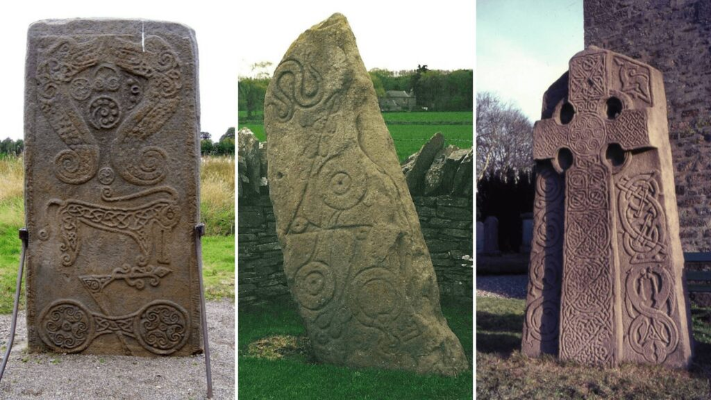 Pictish Carved Stones